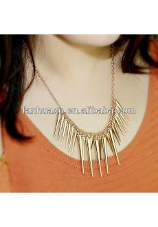 Ожерелье с шипами