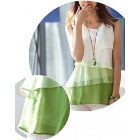 Модная летняя блузка