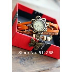 Винтажные часы с подвеской
