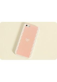 Чехол для iPhone 5/5s «Кружева»