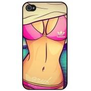 Чехол для iPhone 5/5s «Sexy-4»
