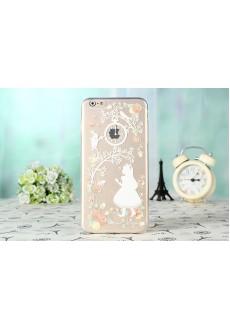 Чехол для iPhone 6 «Алиса в Стране чудес»