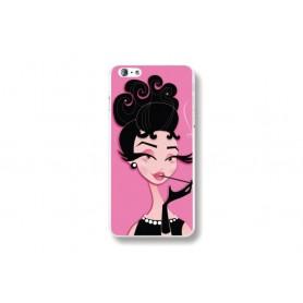 Чехол для iPhone 6 «Одри Хепберн»