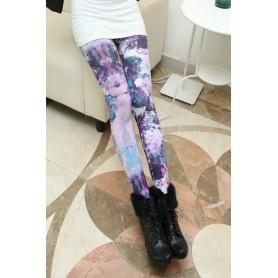 Цветные лосины Odetta