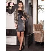 Леопардовое платье Erika