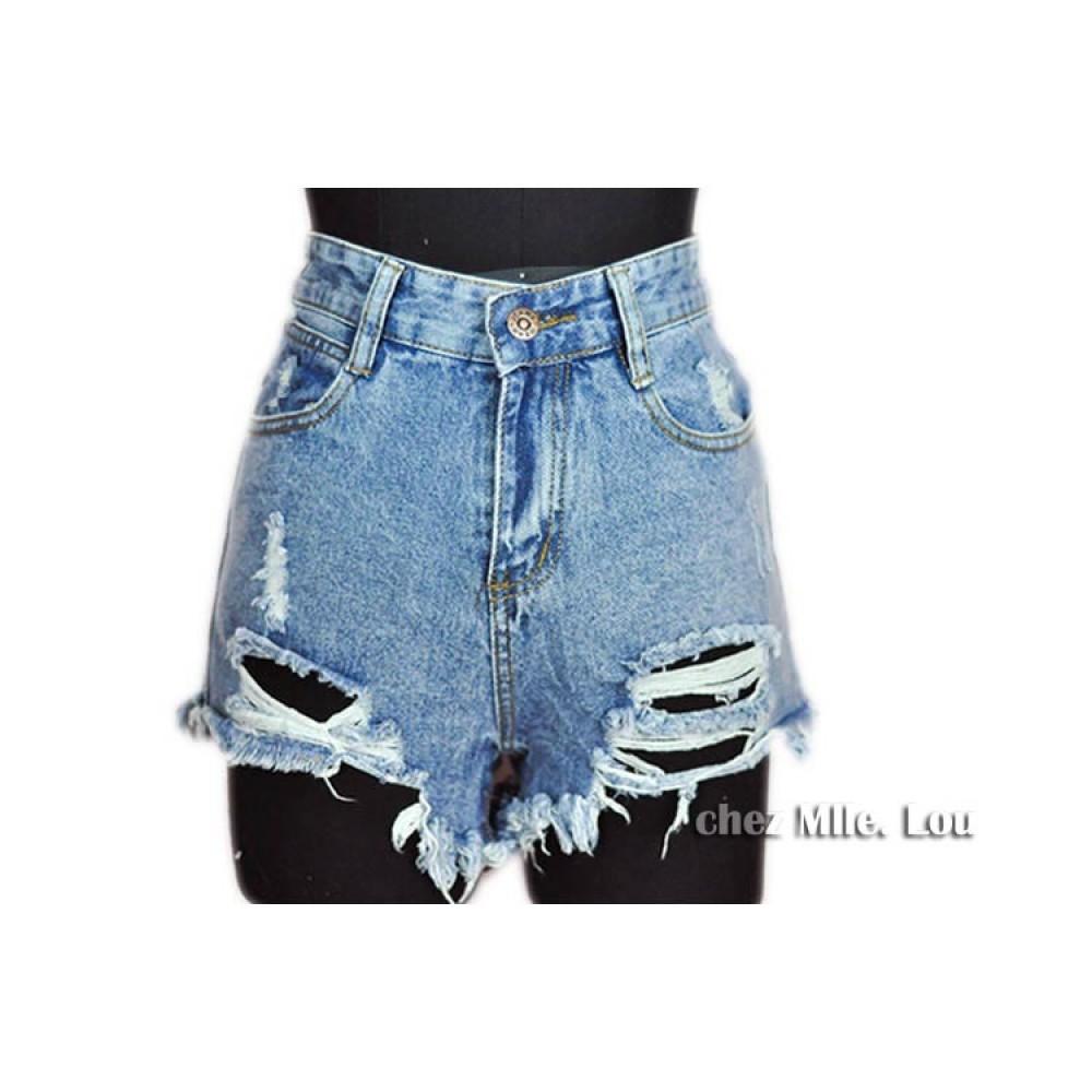 ca1c725c87d8 Купить джинсовые шорты с высокой талией в Москве | Интернет-магазин ...