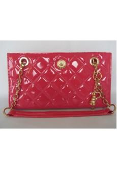 Лакированная сумка Mia
