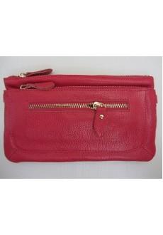 Кожаная сумка клатч Rosita