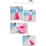 Легкая длинная юбка